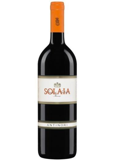 Toscana Solaia Marchesi Antinori 2001 – 750mL