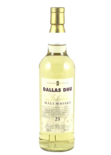 Malt Whisky Jubilee 23 years Dallas Dhu – 700mL