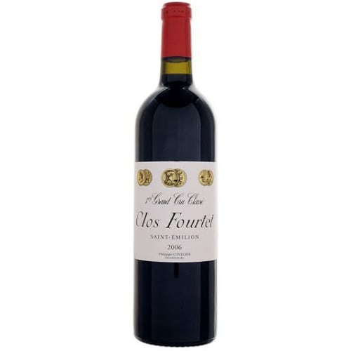 Saint-Emilion 1er grand cru classé  » B » Clos Fourtet 2000 – 750mL