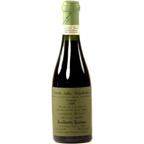 Recioto della Valpolicella Classico Giuseppe Quintarelli 1985 – 750mL