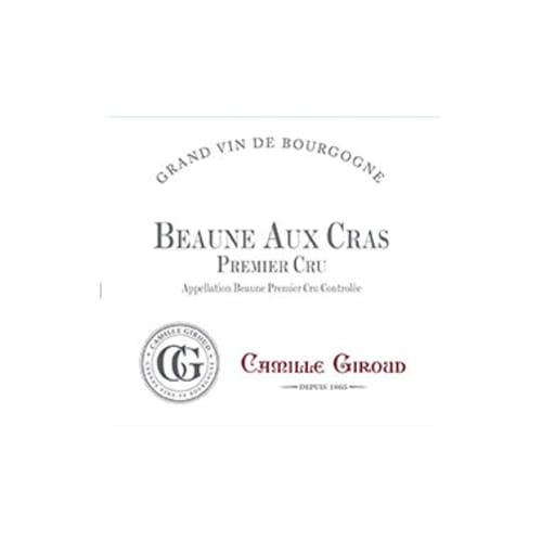 Beaune Aux Cras 1er cru Camille Giroud 1995 – 750mL
