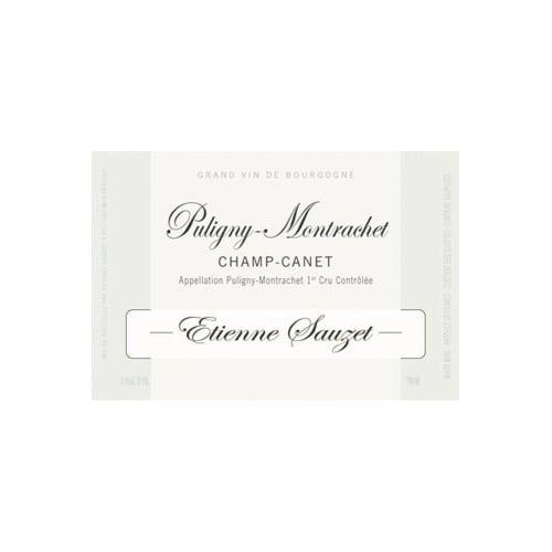 Puligny-Montrachet Champ Canet 1er cru Étienne Sauzet 2012 – 750mL