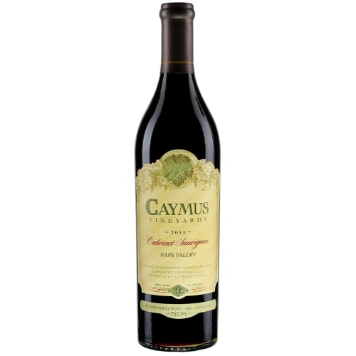 Cabernet-Sauvignon Napa Valley Caymus Vineyards 2012 – 1L