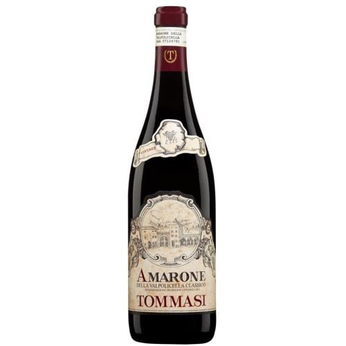 Amarone della Valpolicella Classico Tommasi 2010 – 750mL