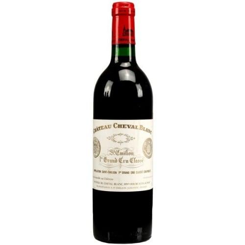 Saint-Emilion Grand Cru 1er grand cru classé «A» Château Cheval Blanc 2006 – 750mL