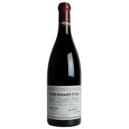 Vosne-Romanée 1er cru Cuvée Duvault-Blochet Domaine de la Romanée-Conti 2002 – 750mL