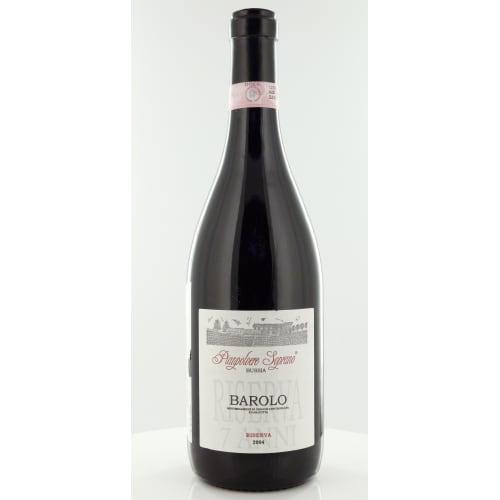 Barolo Riserva Bussia 7 anni Pianpolvere Soprano 2009 – 750mL