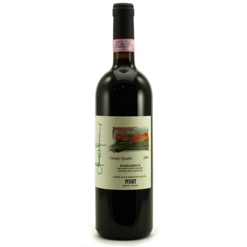 Barbaresco Campo Quadro Punset 2001 – 750mL