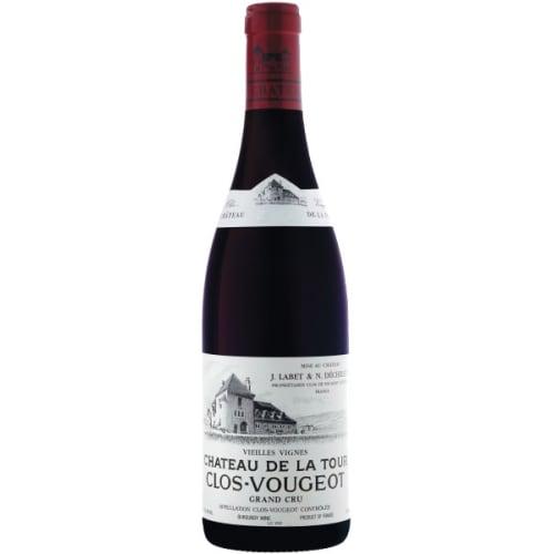 Clos de Vougeot Grand cru Vieilles Vignes Château de la Tour 2008 – 750mL