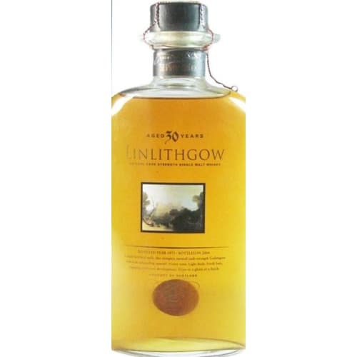 Single Malt Scotch Whisky Cask Strength 30 years  Linlithgow 1973 – 700mL