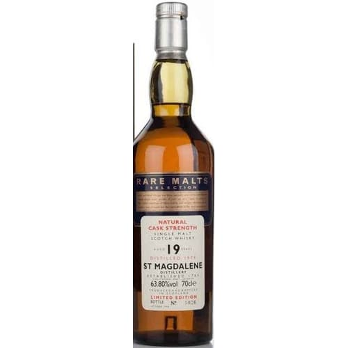 Malt Scotch Whisky Natural Cask Strength Rare Malts Selection 19 years St. Magdalene 1979 – 700mL