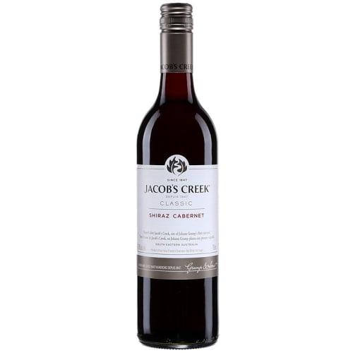 Shiraz/Cabernet South Eastern Australia Jacob's Creek Orlando Wines 2018 – 750mL