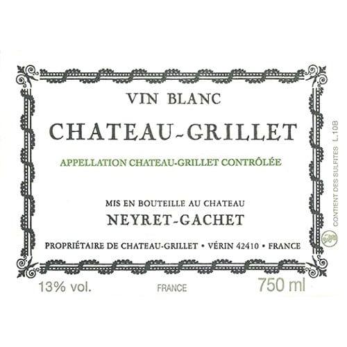 Château-Grillet Neyret-Gachet Château Grillet 2008 – 750mL