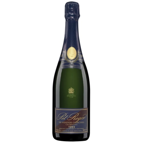 Champagne Brut Cuvée Sir Winston Churchill Pol Roger 1999 – 750mL