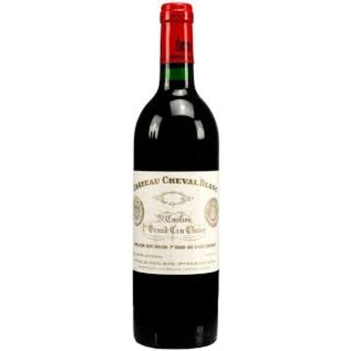Saint-Emilion Grand Cru 1er grand cru classé «A» Château Cheval Blanc 1994 – 750mL
