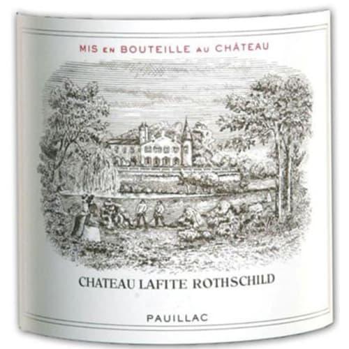 Pauillac 1er grand cru classé Château Lafite Rothschild 1989 – 750mL