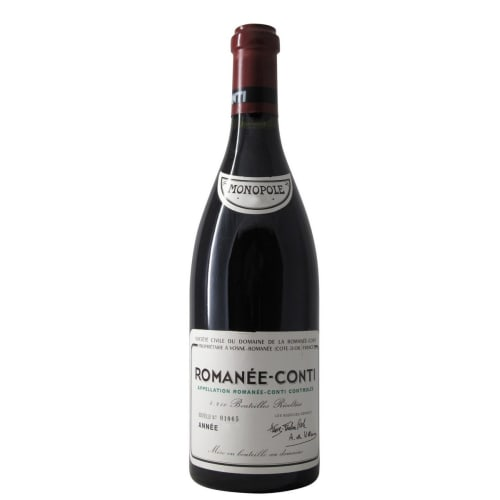 Romanée-Conti Grand cru Domaine de la Romanée-Conti 1956 – 750mL