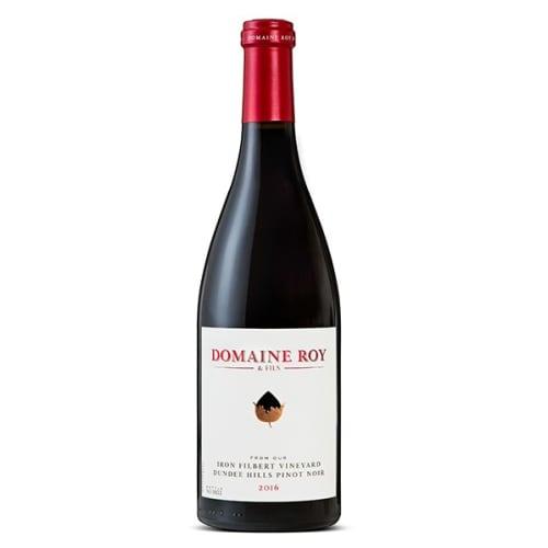 Pinot noir Dundee Hills Iron Filbert Vineyard Domaine Roy & Fils 2016 – 750mL