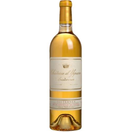 Sauternes 1er cru supérieur classé Château d'Yquem 1989 – 750mL