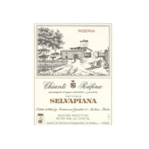 Chianti Rufina Riserva Fattoria Selvapiana 1977 – 750mL