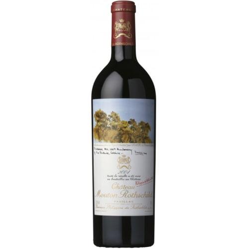 Pauillac 1er grand cru classé Château Mouton Rothschild 2004 – 750mL