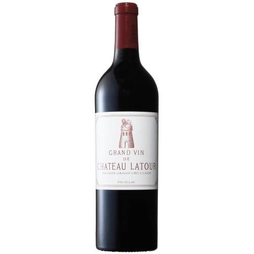 Pauillac 1er Grand Cru Classé Grand Vin de Château Latour 2000 – 750mL