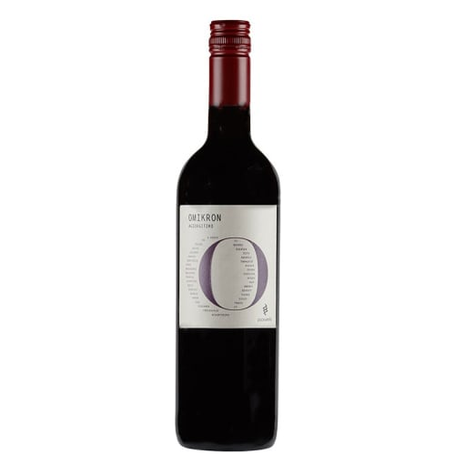 Agiorgitiko Peloponnèse Omikron Zacharias Vineyards 2017 – 750mL