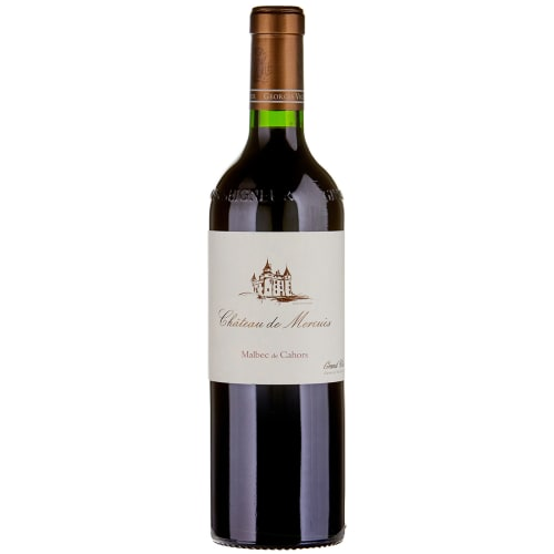 Malbec Cahors Grand Vin Château de Mercuès 2015 – 750mL