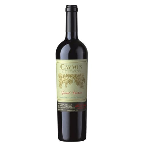 Cabernet-Sauvignon Napa Valley Special Selection Caymus Vineyards 2011 – 750mL
