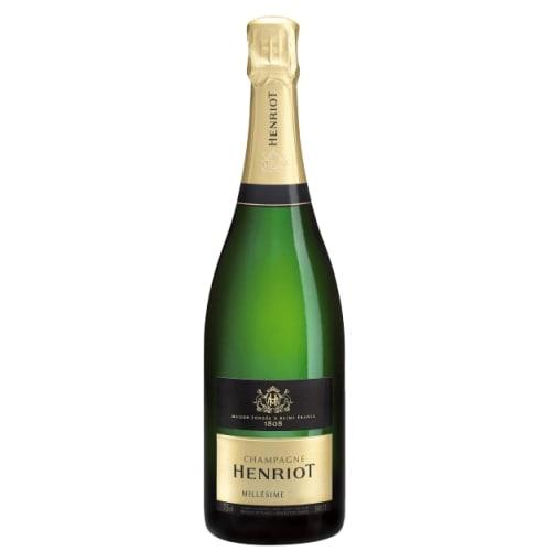 Champagne Brut Millésimé Henriot 1996 – 3L