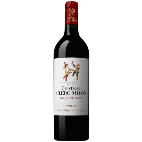 Pauillac Grand cru classé Château Clerc Milon 2013 – 750mL
