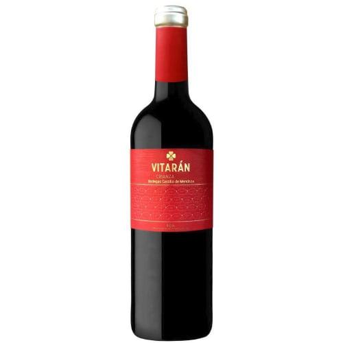 Rioja Crianza Vitarán Bodegas Castillo de Mendoza 2016 – 750mL