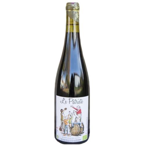 Vin de France Le Patriste Hervé Bossé 2015 – 750mL