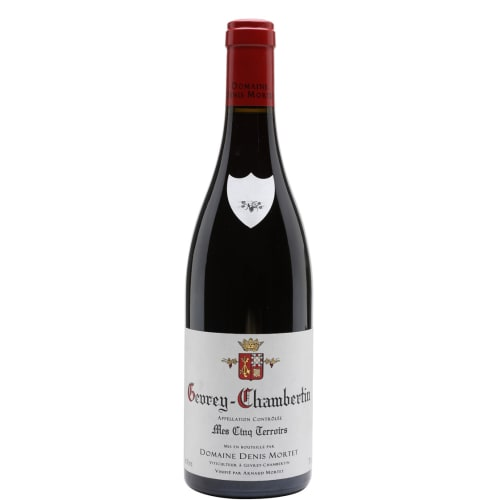 Gevrey-Chambertin Mes Cinq Terroirs Domaine Denis Mortet 2004 – 750mL