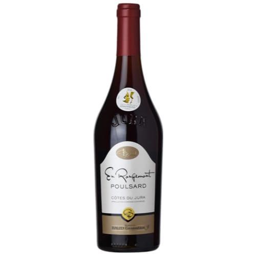 Poulsard Côtes du Jura En Rougemont Domaine Baud Génération 9 2016 – 750mL