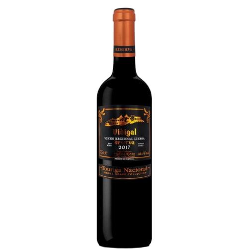 Touriga nacional Vinho Regional Lisboa Reserva Vidigal Wines 2017 – 750mL
