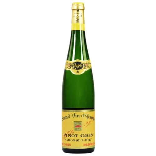 Pinot gris Alsace Grossi Laüe Hugel & Fils 2010 – 750mL