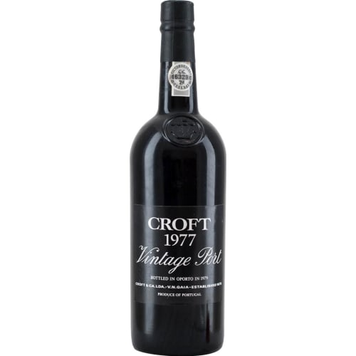 Porto Vintage Croft 1977 – 750mL