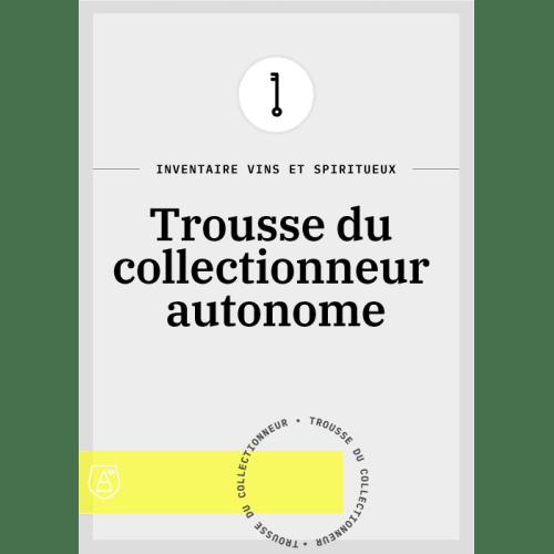 Trousse du collectionneur autonome