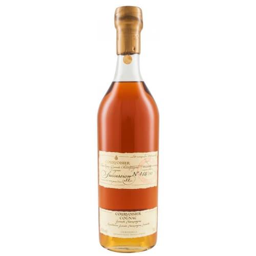 Cognac Grande Champagne Succession JL Courvoisier – 750mL