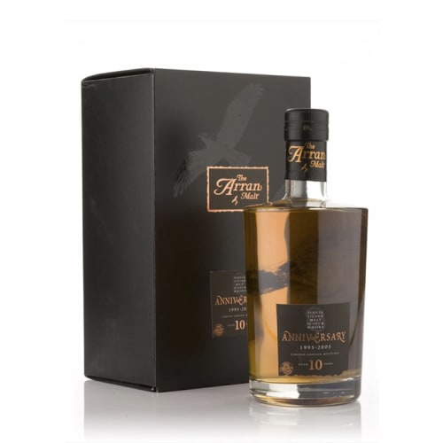 Island Single Malt Scotch Whisky Anniversary 10 years The Arran Malt – 700mL