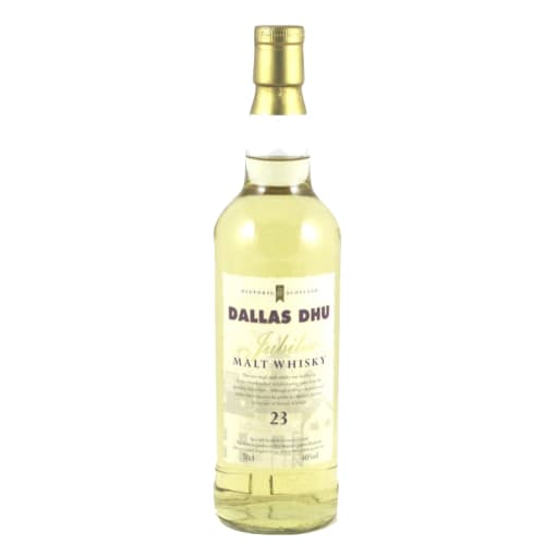 Malt Whisky Jubilee 23 years Dallas Dhu – 700mL
