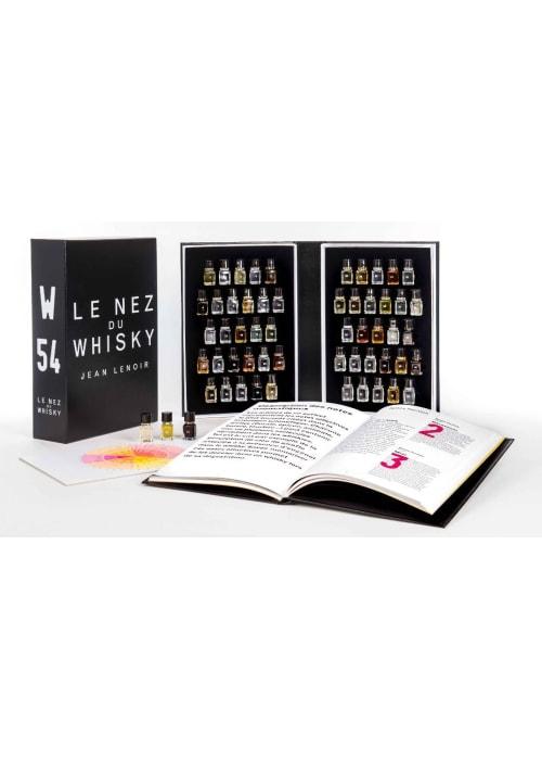 Nez du Whisky – Coffret de 54 arômes