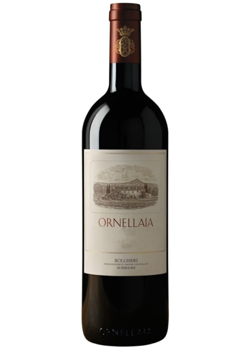 Bolgheri Superiore Ornellaia Tenuta dell'Ornellaia 1999 – 750mL