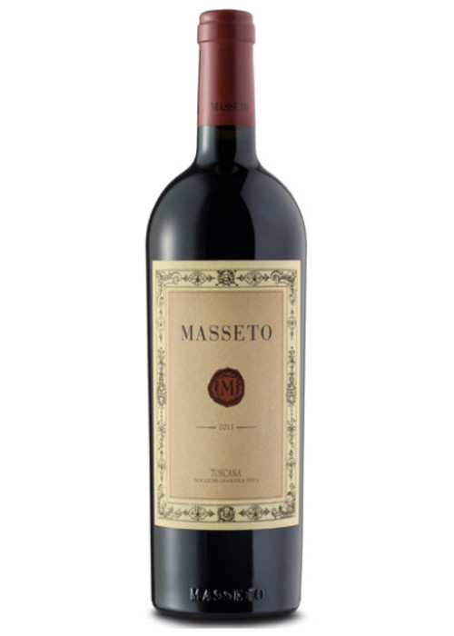 Toscana Masseto Tenuta dell'Ornellaia 1996 – 750mL