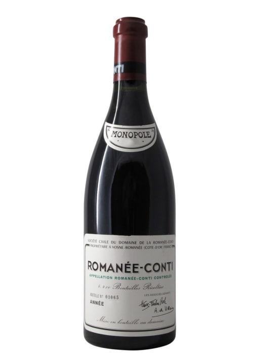 Romanée-Conti Grand cru Domaine de la Romanée-Conti 1994 – 750mL