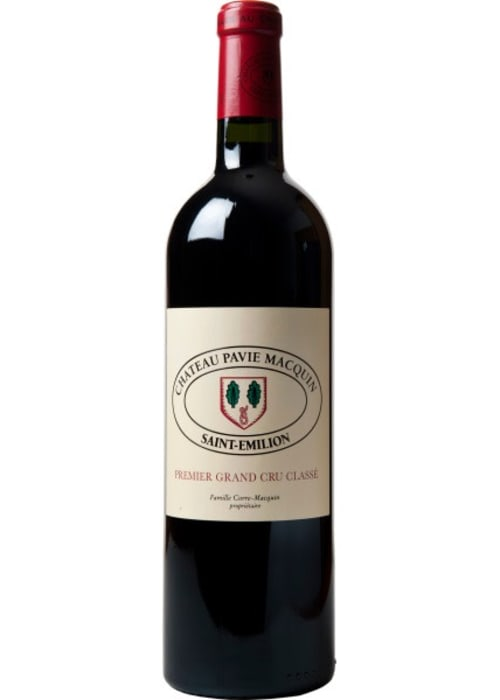 Saint-Emilion Grand Cru 1er grand cru classé « B » Château Pavie Macquin 2007 – 750mL