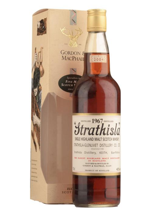 Finest Highland Single Malt Scotch Whisky »Strathisla» Gordon & Mac Phail 1967 – 700mL