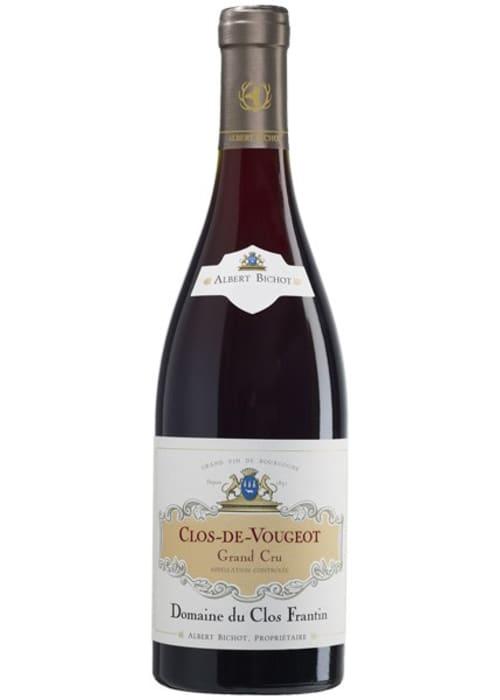 Clos de Vougeot Grand cru Domaine du Clos Frantin Maison Albert Bichot 2006 – 9L