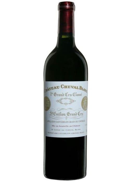 Saint-Emilion Grand Cru 1er grand cru classé «A» Château Cheval Blanc 2013 – 750mL